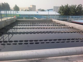 2000t每天线路板废水处理工程