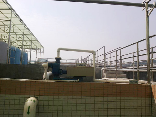 1000t每日清洗废水处理工程