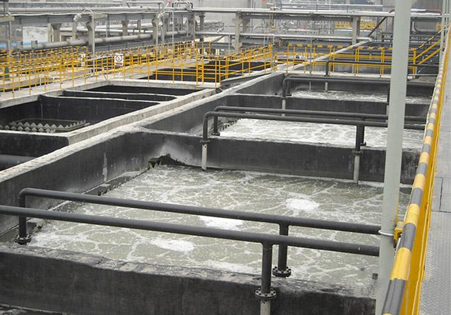 150t每日化工行业废水治理工程