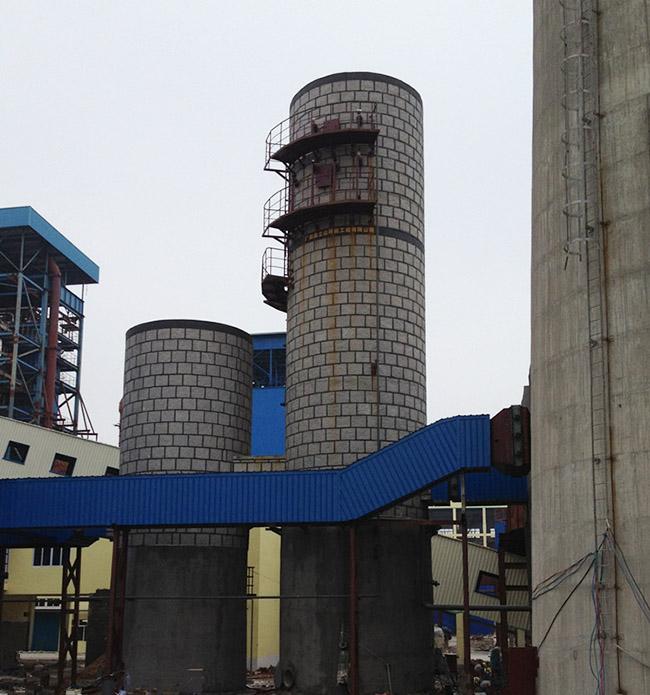 75t锅炉废气脱硫治理工程