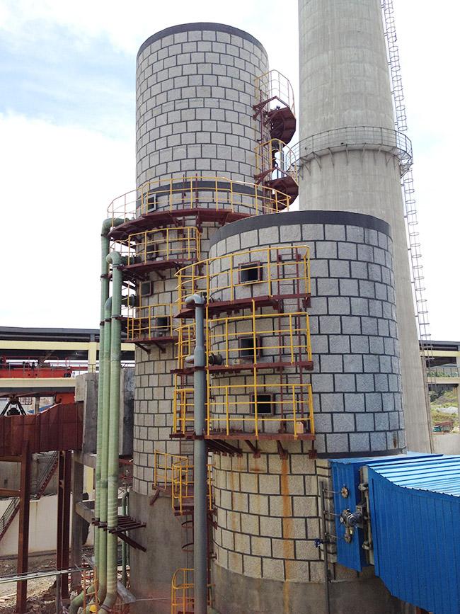 70t锅炉废气脱硫治理工程
