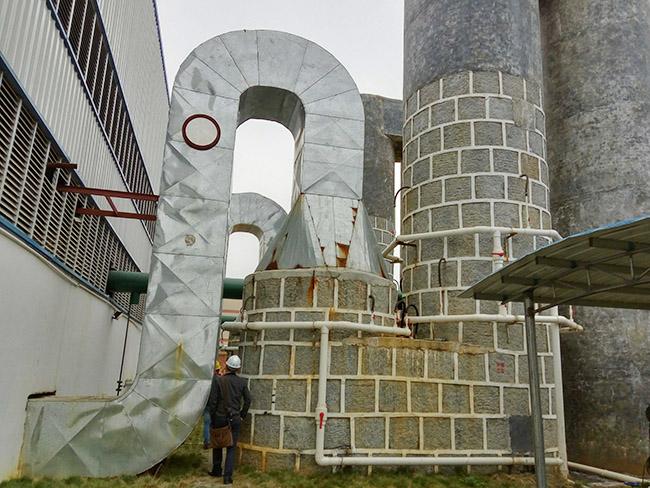 30t锅炉废气脱硫治理工程
